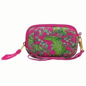 Lilly Pulitzer Tech Case - NWOT  Garden by Sea